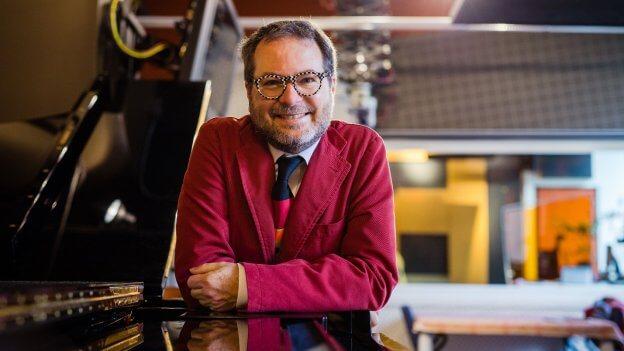 Le professeur Gilles Comeau, directeur de l'IRMS (Photo: courtoisie de l'IRMS)