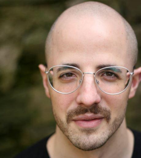 Matthew Ricketts, compositeur. (Photo: Michael Kuhn)