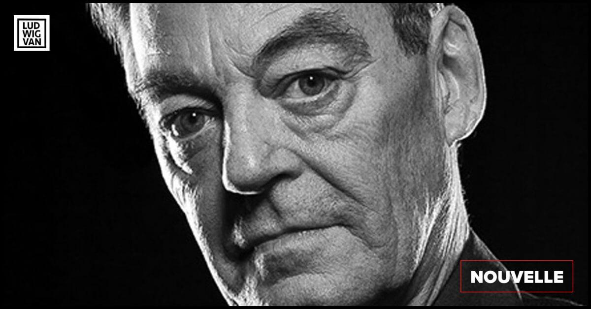 Walter Boudreau, directeur artistique de la SMCQ de 1988 à 2021, annonce sa retraite. (Photo: DNV Photographie)