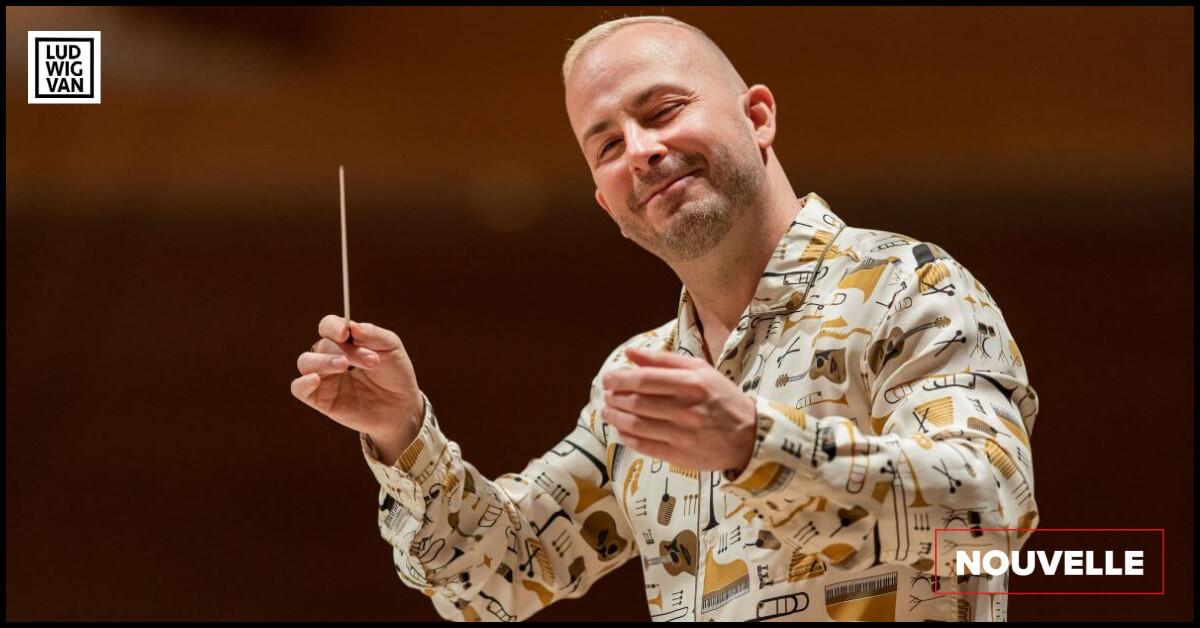 Yannick Nézet-Séguin offrira un accompagnement professionnel aux six jeunes chefs de la nouvelle Académie de direction d'orchestre de l'OM. (Photo: Antoine Saito)