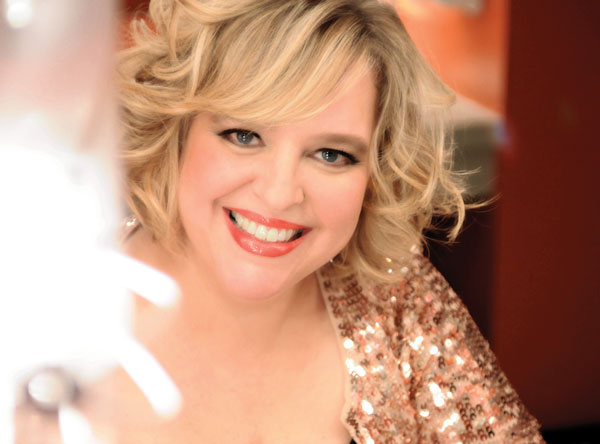 Karina Gauvin impressed with her all-Handel Prima Donna album.