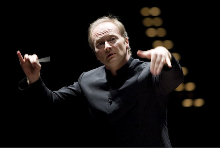 Gianandrea Noseda (Ramella&Gianese photo).