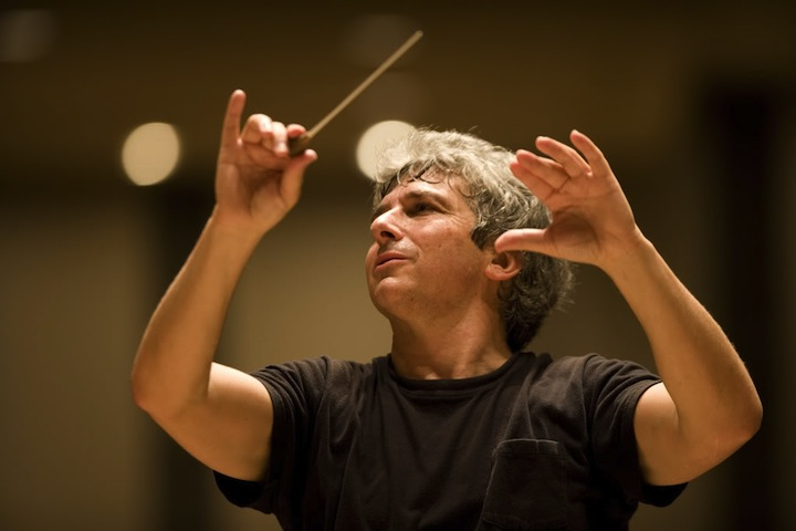 2013-14 marks Peter Oundjian's 10th season as Toronto Symphony Orchestra music director.