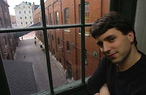 Composer Andrew Staniland (Rick Eglinton/Toronto Star photo).