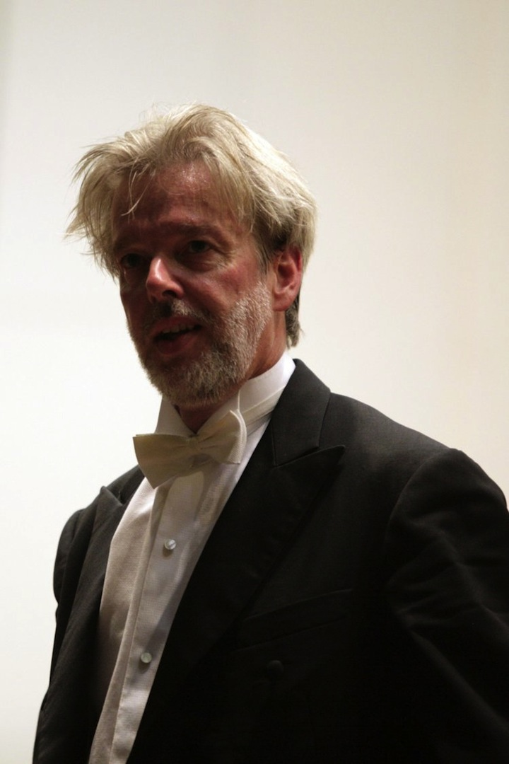 Music is not a soothing bubble bath for conductor Jukka Pekka Saraste.