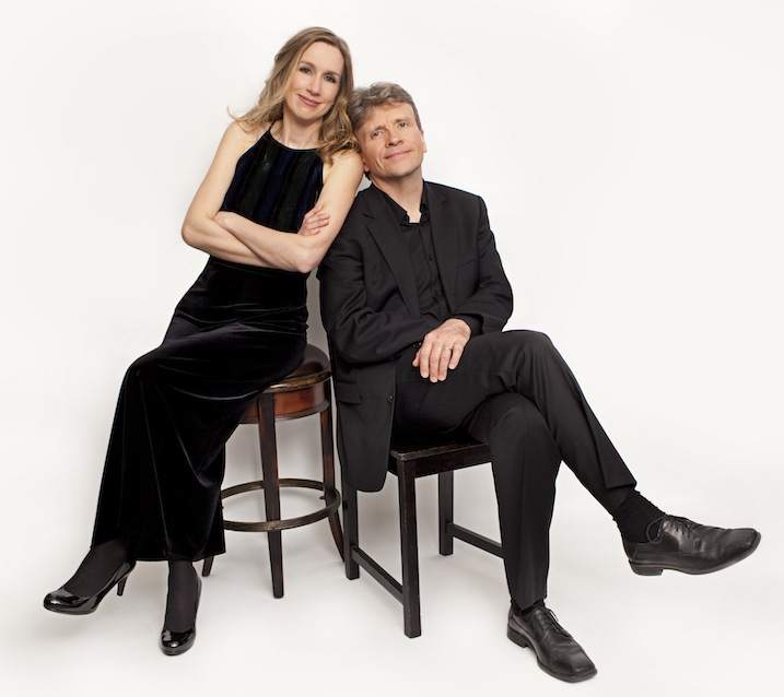 Duo Concertante -- Nancy Dahn and Timothy Steeves -- perform in Toronto on Monday and Saturday.