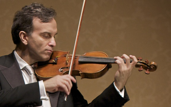 Violinist Gil Shaham joins the Toronto Symphony on Wednesday and Thursday.