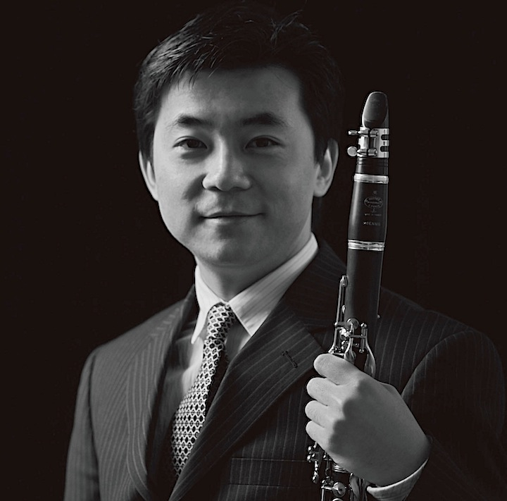 Toronto Symphony Orchestra associate principal clarinet Yao Guang Zhai makes his Toronto Summer Music Festival début in ensemble tonight at Walter Hall.