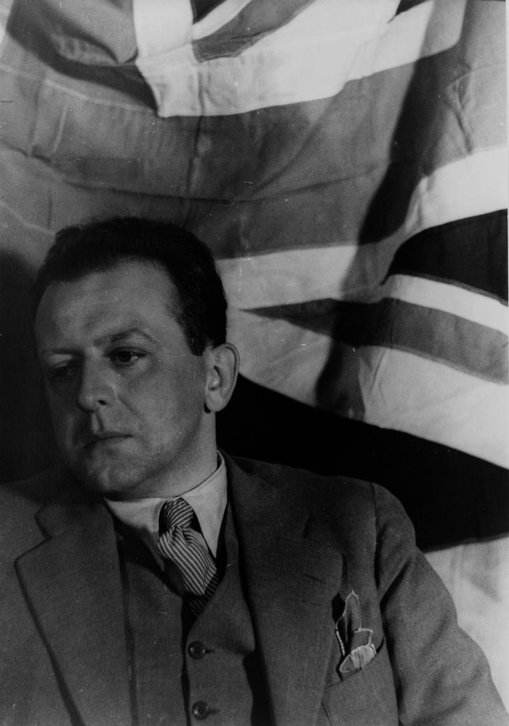Toronto-born composer Colin McPhee (1900-1964).