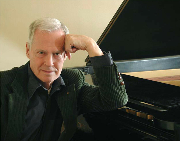 Ned Rorem at 80 in 2003 (Christian Steiner photo).