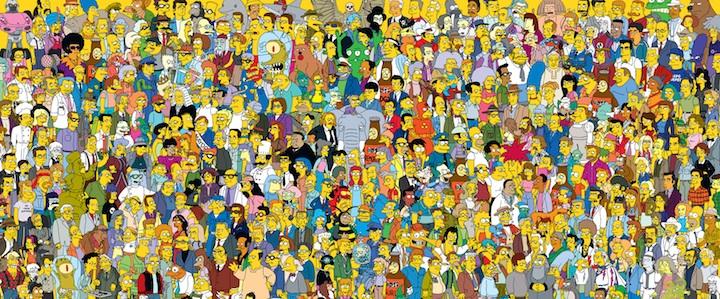 (Matt Groening illustration)
