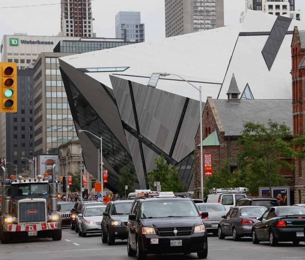 Toronto, Bloor Street, July 2010.