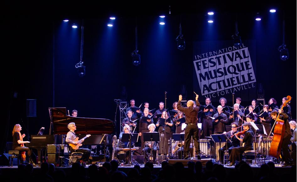 "Bradyworks+VivaVoce - ""Atacama: Symphony #3"" - FIMAV - May 2013"
