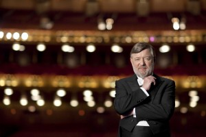 Sir Andrew Davis to be interim Artistic Director of the TSO through 2020.