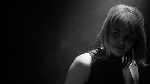 composer, Nicole Lizée, photo by Neal Wilding