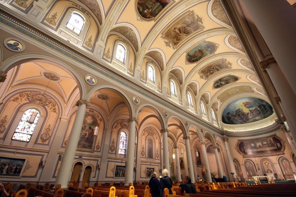 St. Paul's Basilica, Toronto Doors Open