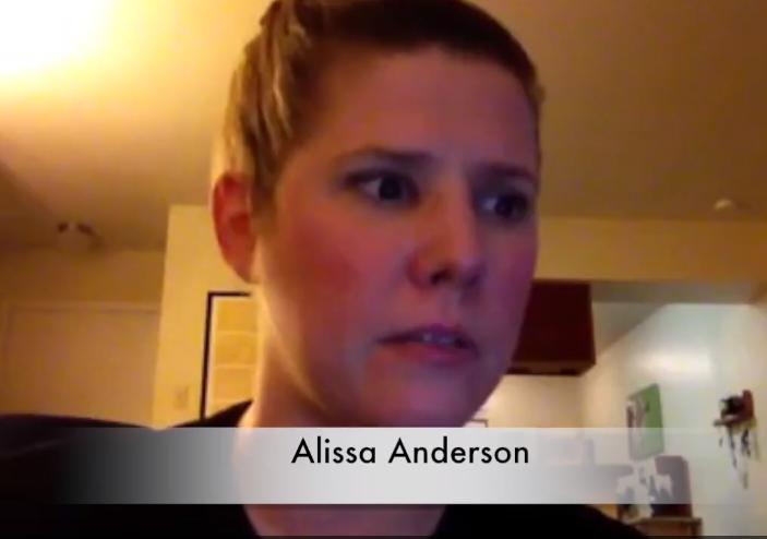 Alissa Anderson, Mezzo-soprano