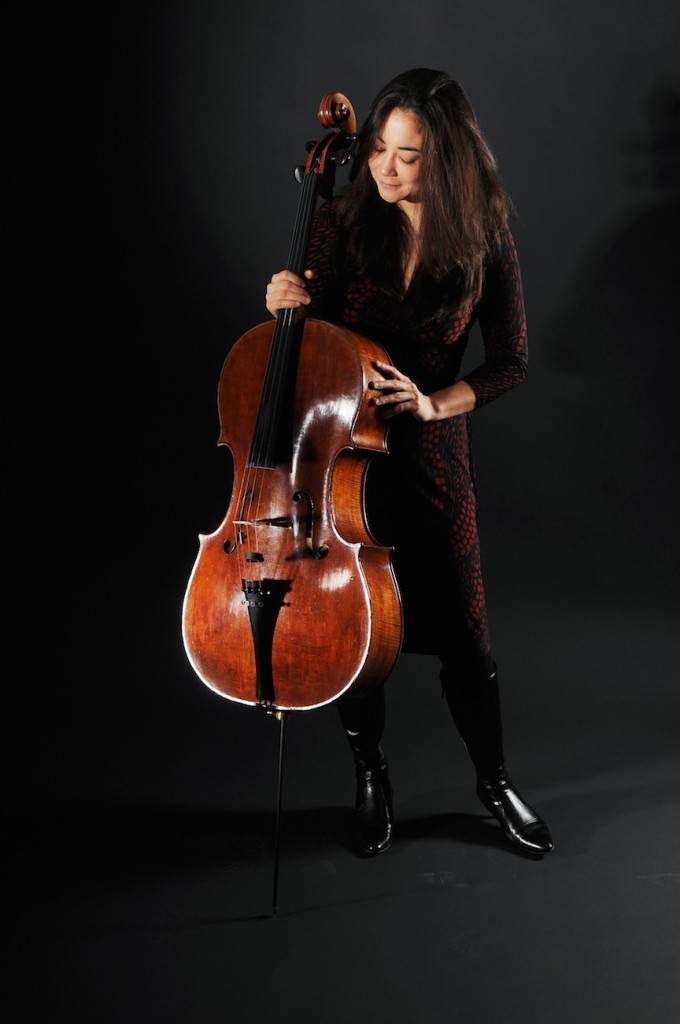 Cellist Rachel Mercer, Nikki Wesley./Metroland Media Group Ltd.