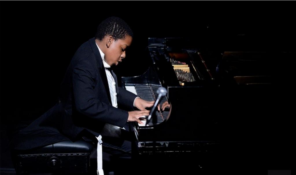 pianist, Daniel Clarke Bouchard