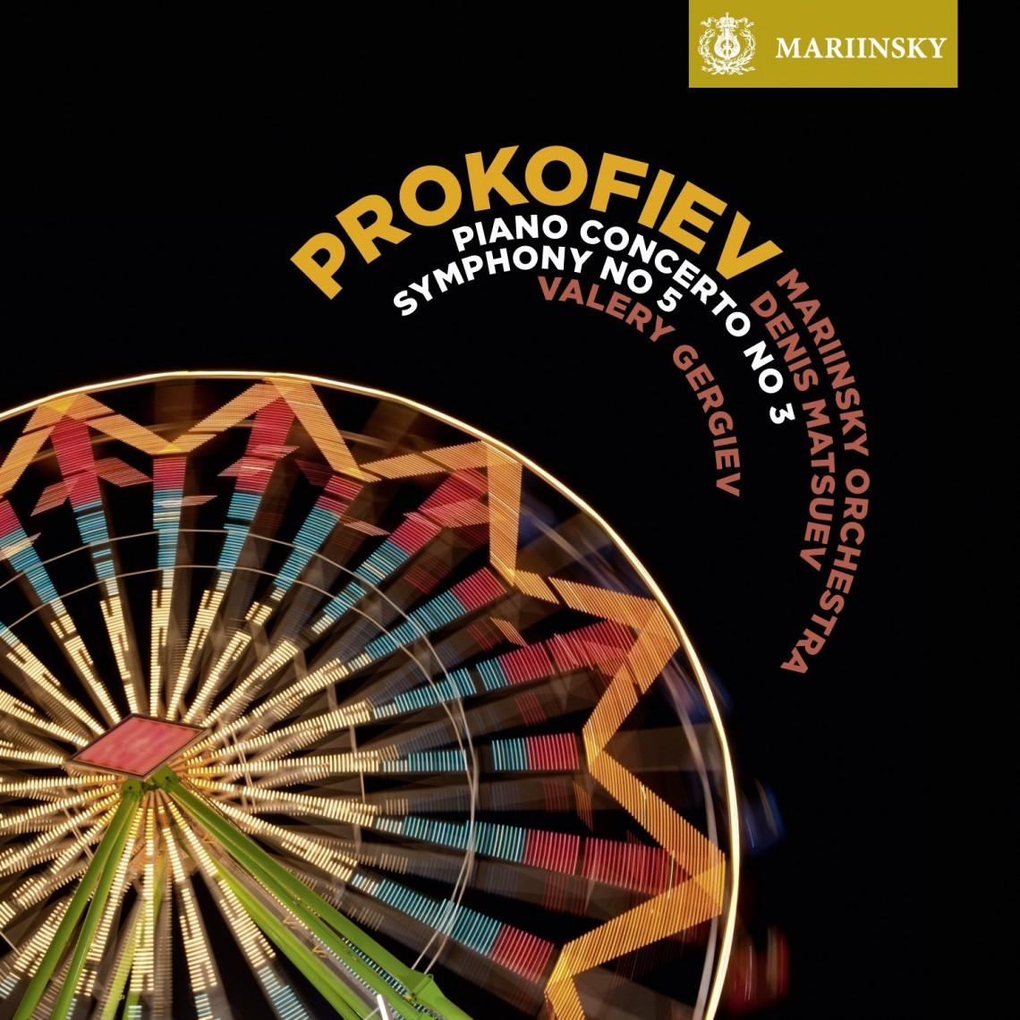 CD review: Prokofiev: Symphony No  5/Piano Concerto No  3