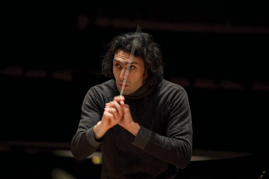Vladimir Jurowski Photo: Thomas Kurek