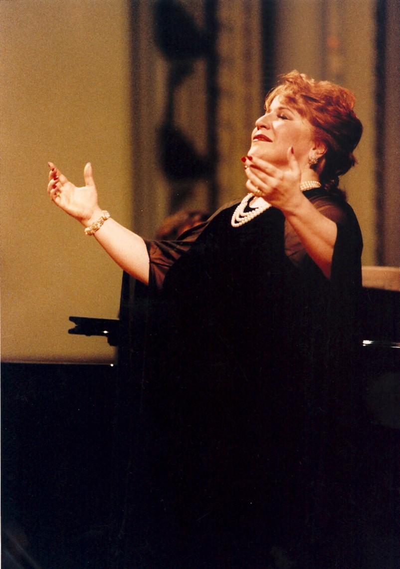 Aprile Millo, soprano