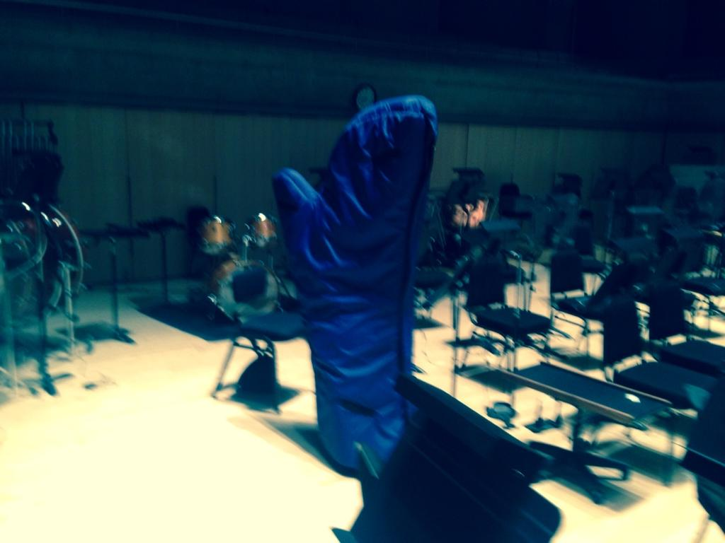 TSO- home to the world's largest oven mitt.