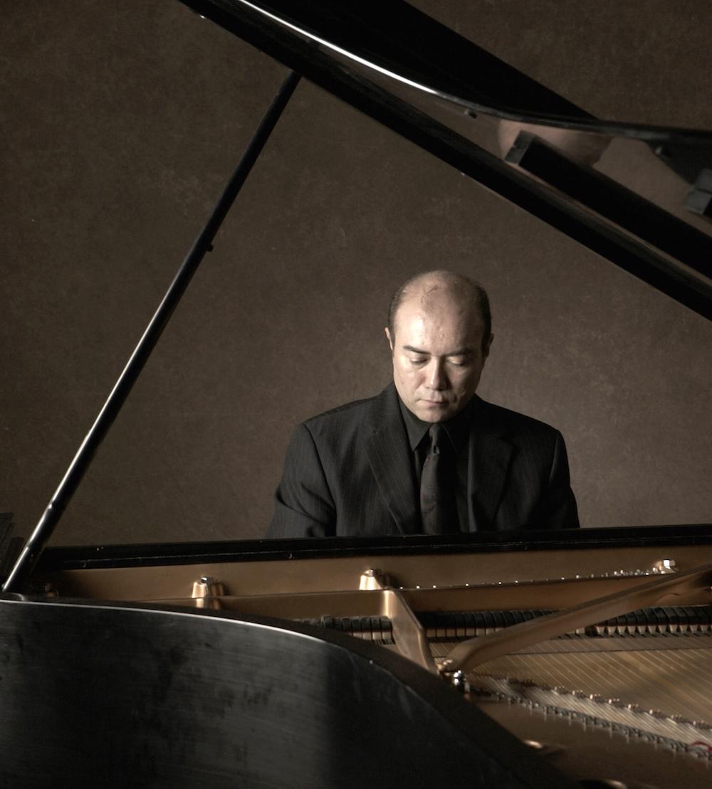 James Parker, pianist