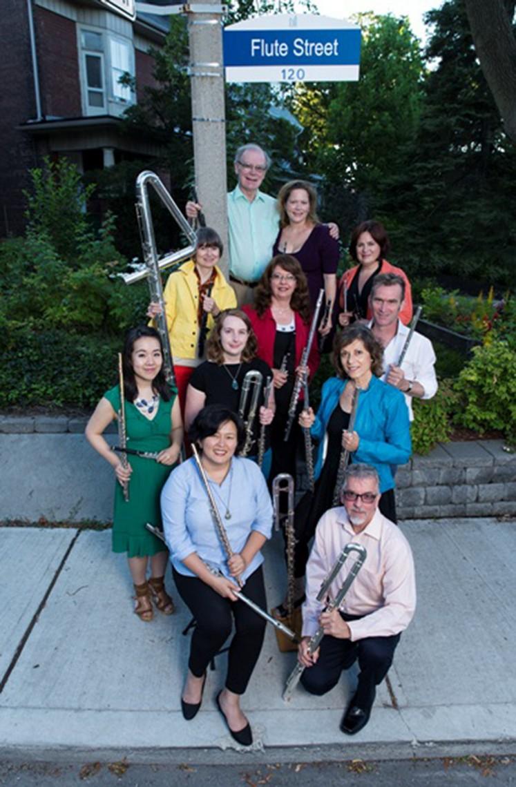Flute Street: Distinctively Canadian