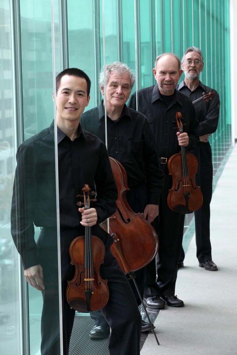 Juilliard Quartet in Toronto
