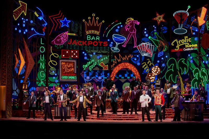 Las Vegas Rigoletto, The MET
