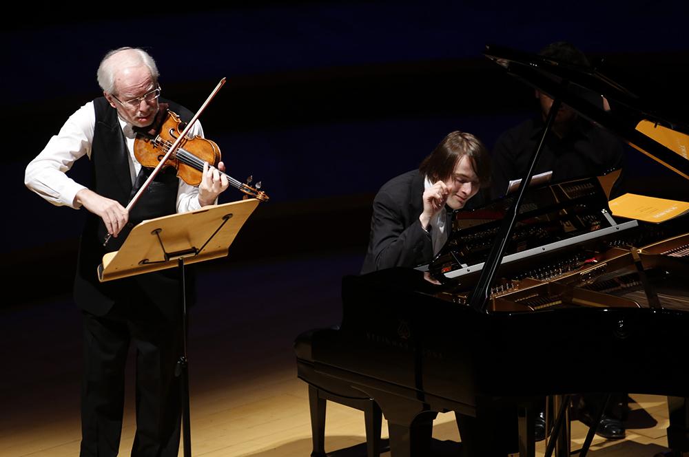 Kremer Trifonov recital