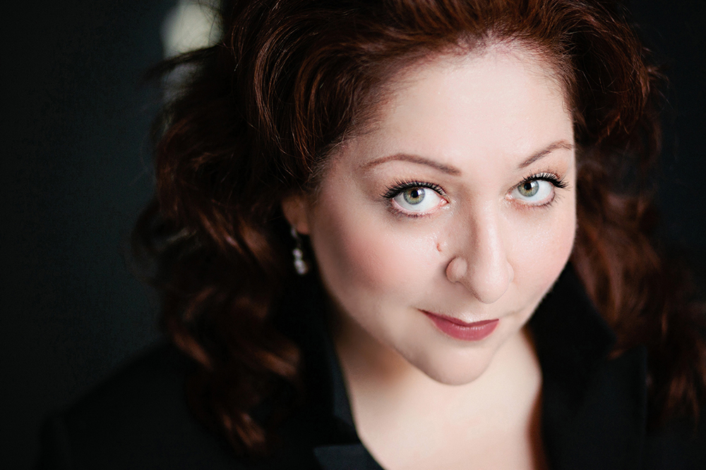 Soprano, Christine Goerke, Photo: Arielle Doneson
