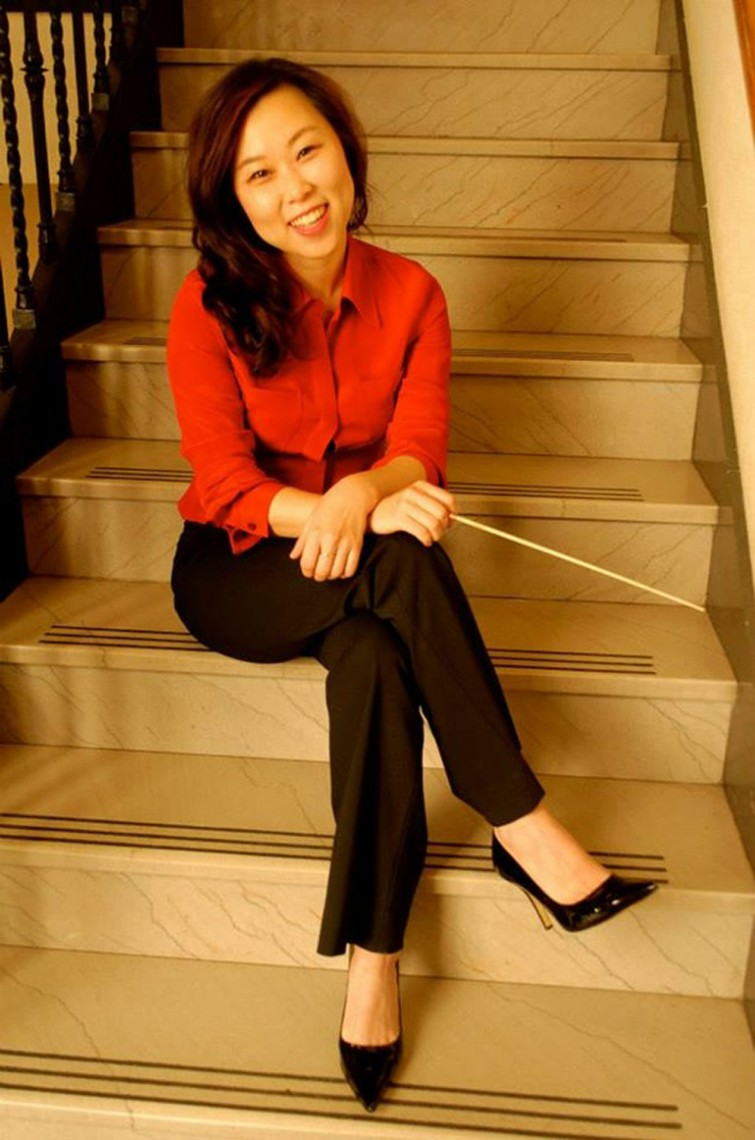 Toronto Mendelssohn Choir names Jennifer Min-Young Lee, as incoming associate conductor for Fall 2015.