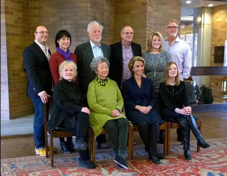 1015 Glenn Gould Prize Jury
