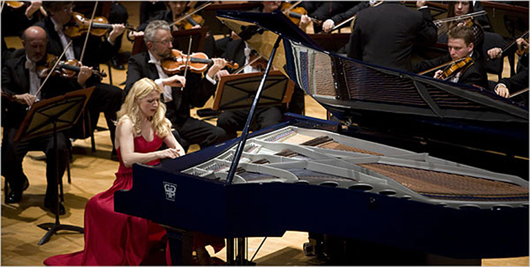 Embattled pianist Valentia Lisita in a war of words with the Toronto Symphony Orchestra