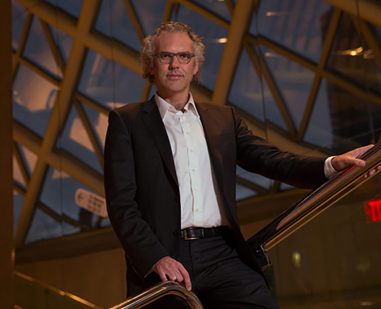 Jeff Melanson, CEO of the Toronto Symphony Orchestra Photo: Rick Madonik