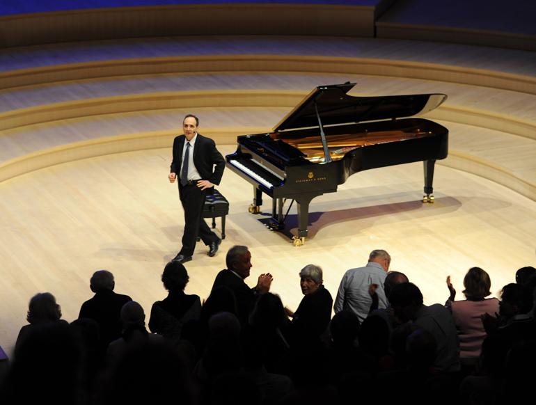 Richard Kogan at Ring Hall, 2013
