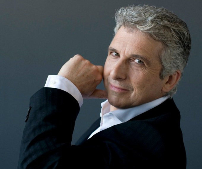 TSO Music Director Peter Oundjian Photo: Sian Richards