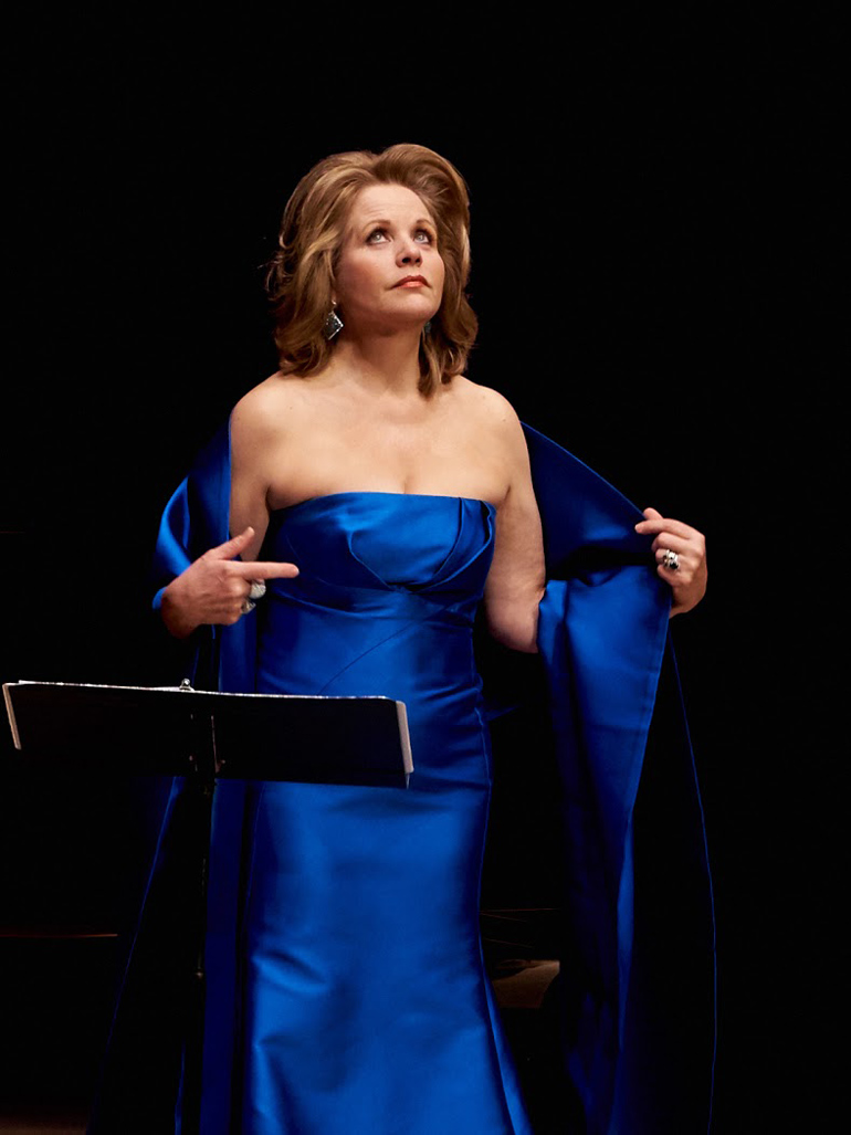 Renée Fleming (Photo: Malcolm Cook)