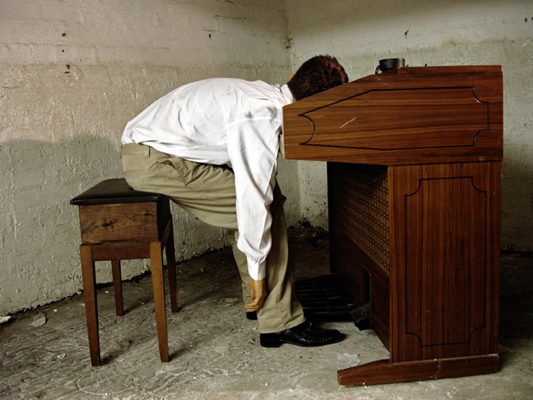 Composer_sleeping