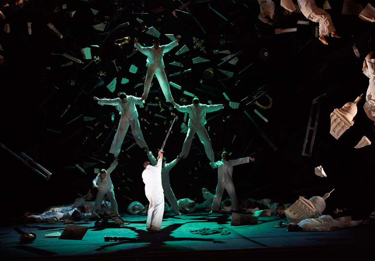 Canadian Opera Company production of Siegfried, 2016