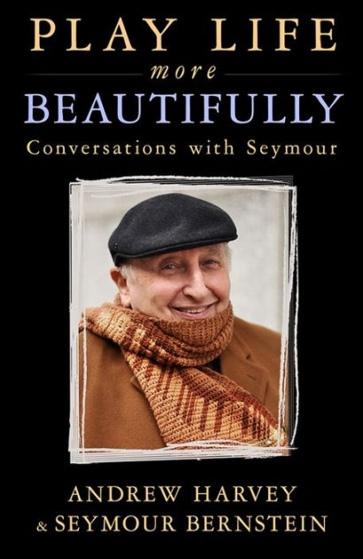 Play Life More Beautifully: Conversations with Seymour, cover