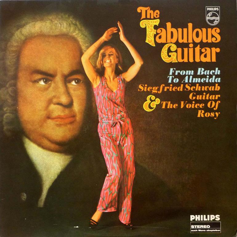 Bach-guitar - Ludwig van Toronto