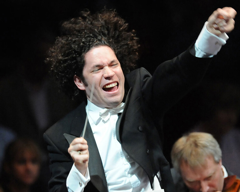 Gustavo Dudamel (Photo: Chris Christodoulou)