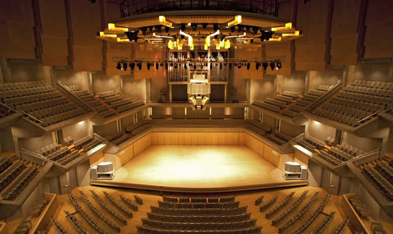 Roy Thomson Hall (Photo: Engineering Harmonics)