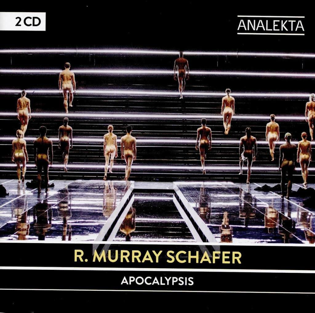 Apocalypsis 2CD; R. Murray Schafer