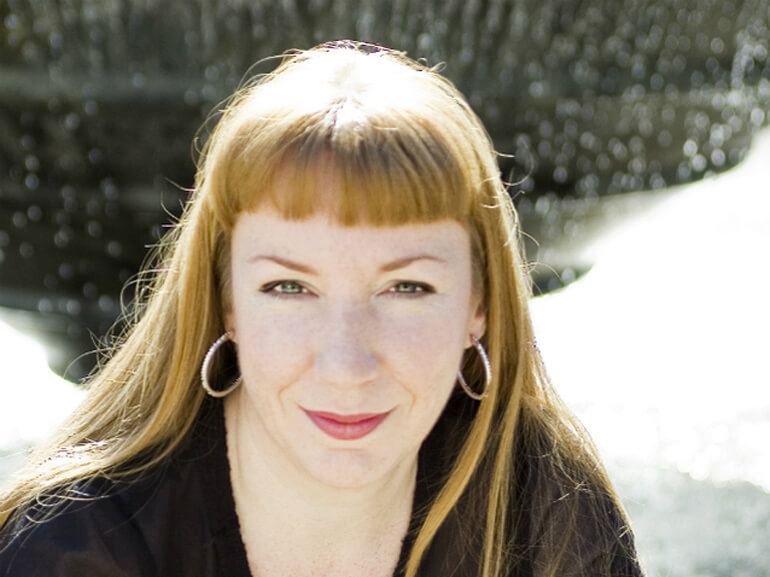 Soprano Allison Oakes (Photo: Athole Still Opera Ltd)