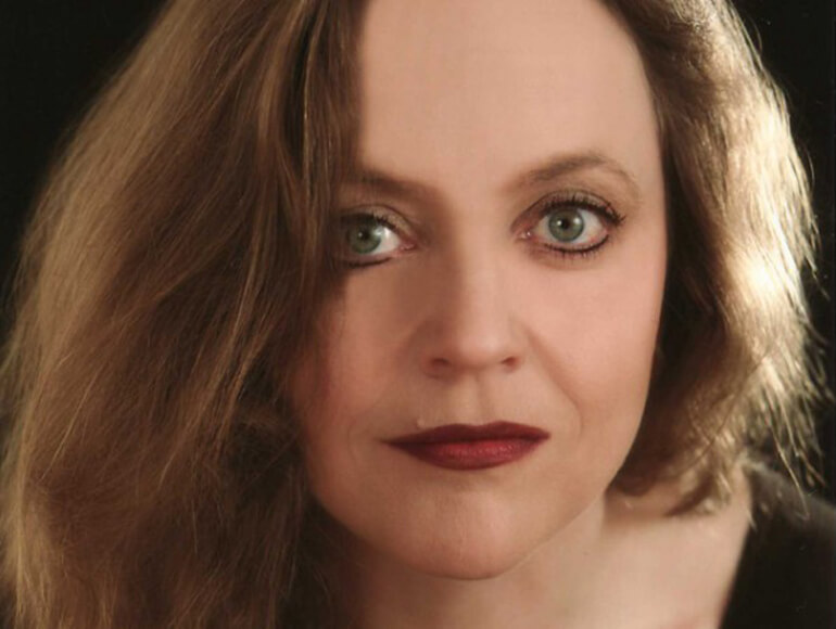 Soprano Evelyn Herlitzius (Photo: Deutsche Oper)