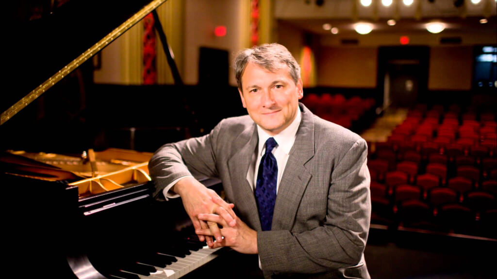Toronto Summer Music Festival brings Pianist Christopher O'Riley to Koerner Hall on August 2.